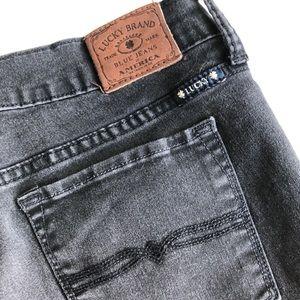 Lucky Brand Jeans - Lucky Brand • Black Charlie Skinny Jean